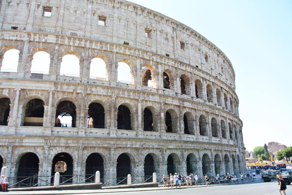 Rome Architecture - The Food Spy