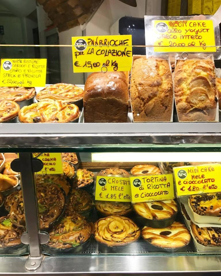 Brioche Rome - The Food Spy