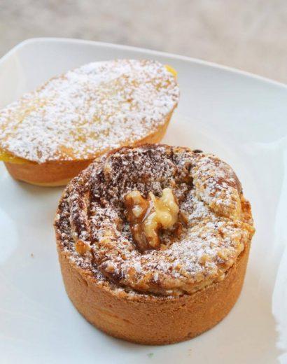 Gâteau à la noix rome - The Food Spy