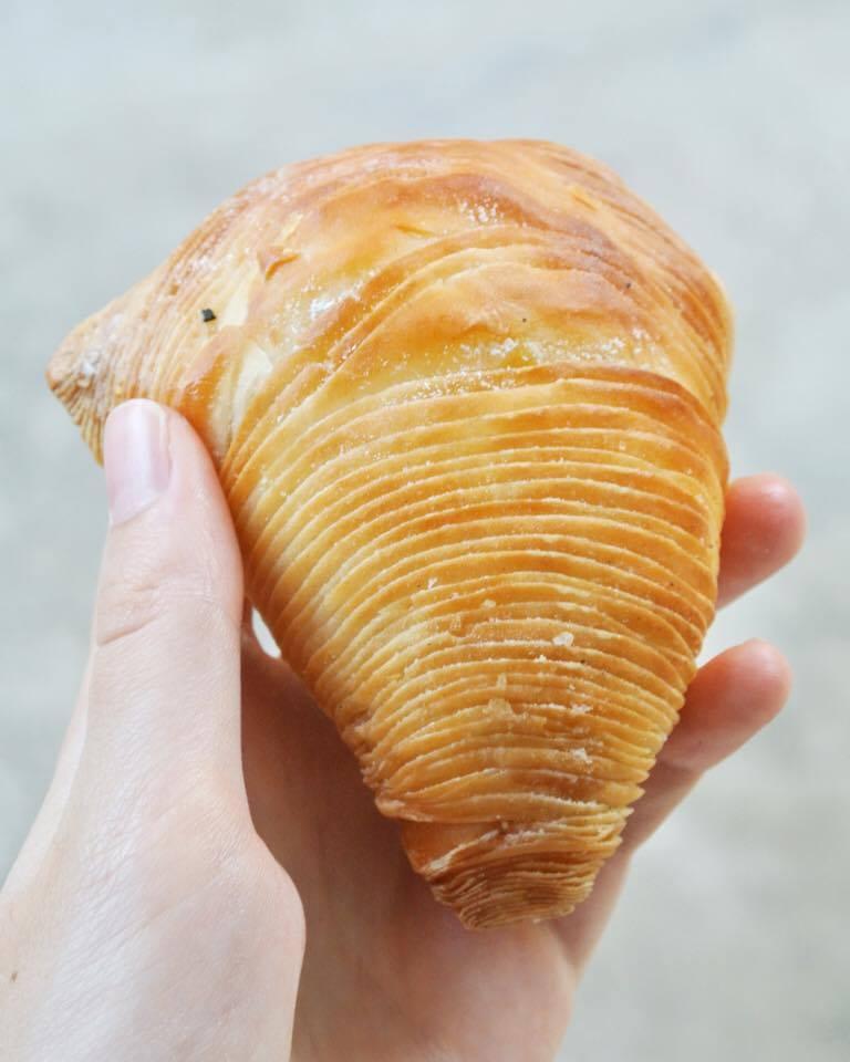 Croissant de Rome - The Food Spy