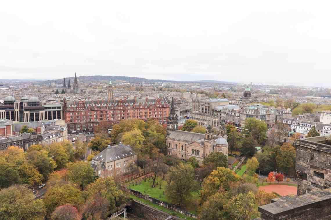 2 jours à Edinburg & Glasgow : Que faire ? Où manger ?
