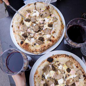 Mes meilleures pizzas de Paris