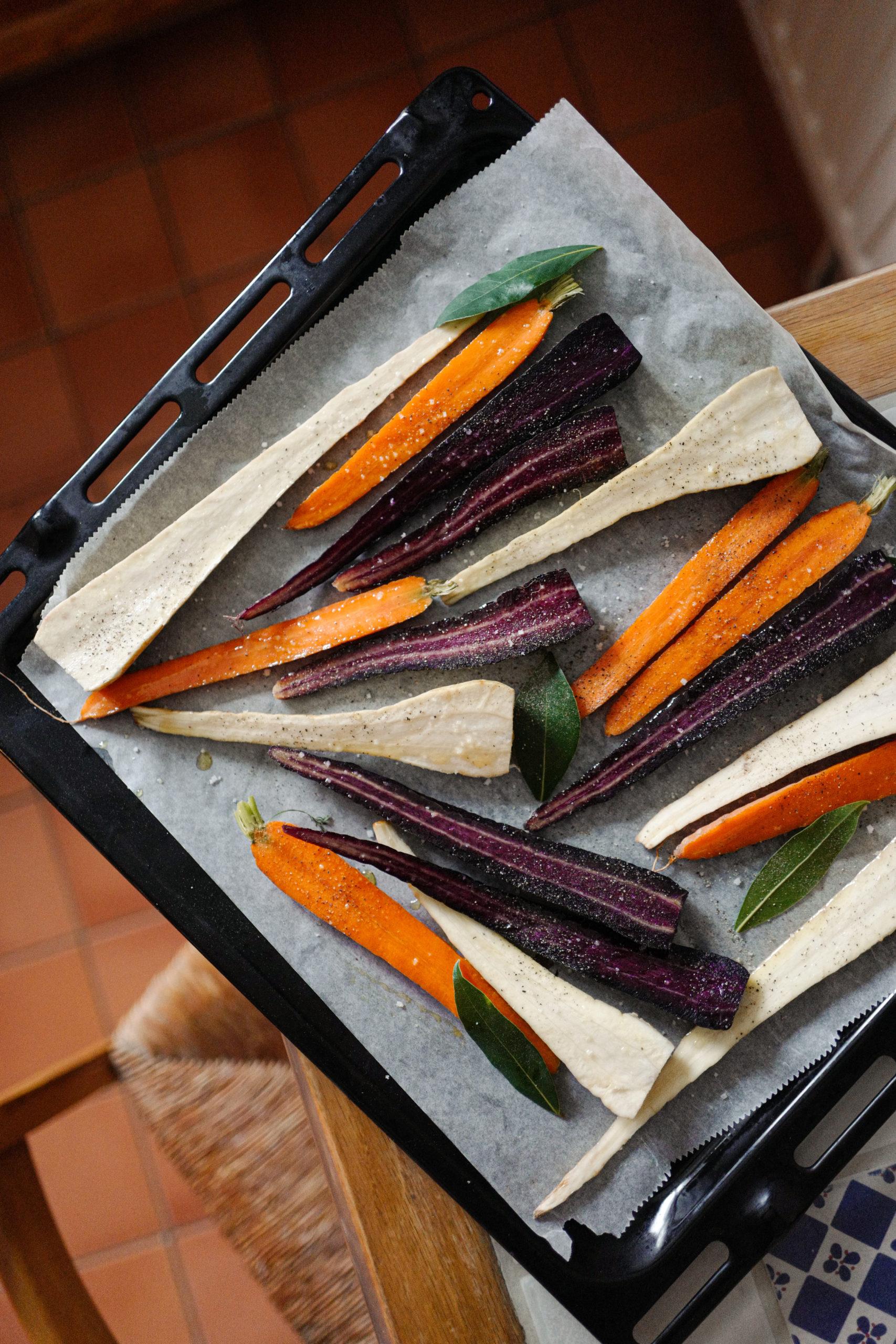 légumes-recette-four